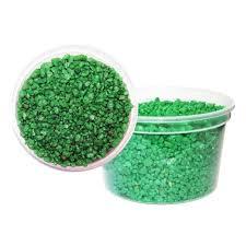 <b>Грунт</b> аквариумный цветной мелкий EVIS зеленый 61bdaaac от ...