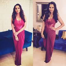 by anni page com sania mirza in amit aggarwal