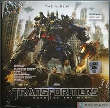 <b>Ost</b> (Soundtrack) - <b>Transformers Dark</b> Of The Moon (2011) купить ...