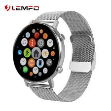 LEMFO <b>DT96 Smart Watch Men</b> 2020 360*360 HD Screen Dual UI ...
