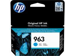 <b>HP</b> 963 Cyan Original <b>Ink Cartridge</b> (3JA23AE)   <b>HP</b>® Middle East