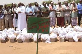 Image result for mass graves in Somaliland