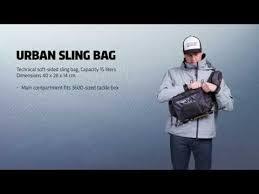 <b>Сумка</b> рыболовная <b>Rapala Urban Sling Bag</b> - купить в интернет ...