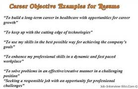 career aspiration statement examples ~ Odlp.co CAREER OBJECTIVE EXAMPLES FOR RESUME - Google Sitescareer objective examples for resumes 2015 | Resume Template