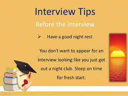 interview tips for google hangout interview tips