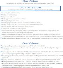 s yl mission statement