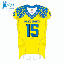Купить 2018 customized american football uniform, tackle twill ...