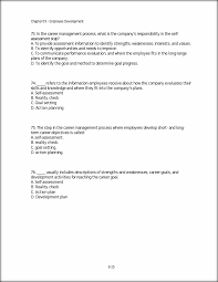 chapter employee development which of the following helps this preview has intentionally blurred sections sign up to view the full version