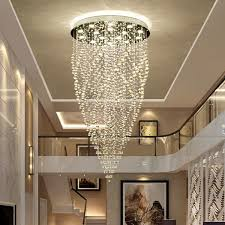<b>DHL</b> K9 Crystal Chandeliers Modern Artistic Fashion <b>Spiral</b> ...