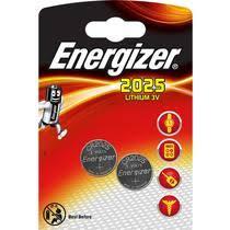 <b>Батарейки Energizer Lithium</b> тип <b>CR2025</b> 3V 2шт. купить оптом по ...