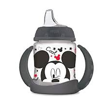 NUK Disney Learner Sippy Cup, Mickey Mouse, 5 Oz ... - Amazon.com