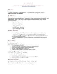 resume format for restaurant jobs resume format  resume format for restaurant jobs