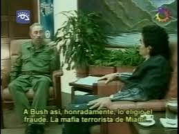 Risultati immagini per foto Maradona intervista Fidel Castro