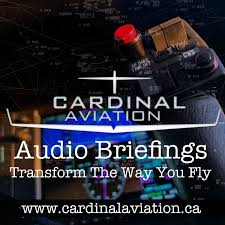 Cardinal Aviation Audio Briefings