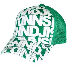 <b>Djinns</b> Big Dream Team Trucker Cap green/white | Wolle kaufen ...