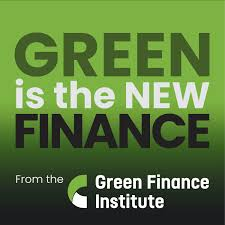 Green is the New Finance