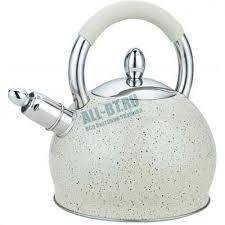 <b>Чайник Катунь KT</b> 114 C Белый мрамор 3,0 л - купить, цена на ...