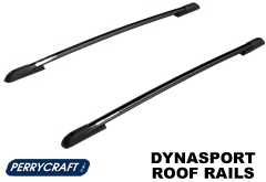 Perrycraft DynaSport <b>Roof Rack Side Rails</b>