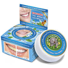 Binturong <b>Antibacterial</b> Thai Herbal Toothpaste - <b>Зубная паста</b> ...