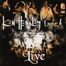 <b>Ken Hensley Live</b> & <b>Fire</b> by <b>Ken Hensley</b> on Spotify