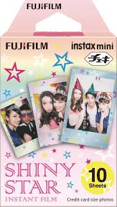 Fujifilm instax mini Instant Film Shiny star 16404193 - Best Buy
