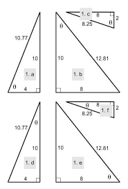 Physics Homework Help  Trigonometry for Physics Right triangles are provided to practice determining sine  cosine  and cosine