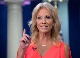 'I'm a victim' - White House's Kellyanne Conway defends Brett ...