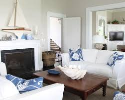 saveemail blue white living room