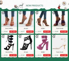 <b>GENSHUO White High Heels</b> Stiletto Pumps Bridal Wedding Shoes ...