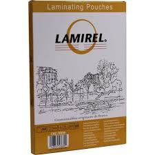 <b>Пленка для ламинирования Lamirel</b> CRC78656 A4 (210 x 297 мм ...