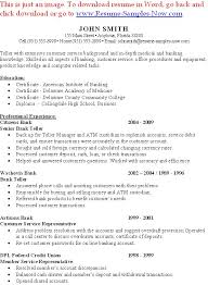 bank resume resume templates resume and templates on pinterest related sample resume on bank tellercustomer service resume sample bank teller