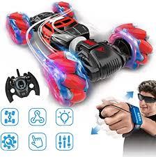 GoolRC RC Stunt Car <b>Remote</b> Control Car, 4WD <b>Watch Gesture</b>