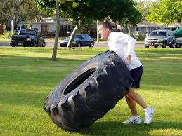 lb sandbags old tires and empty kegs the exercise equipment an example of strength camp fitness great for leg strength and upper body fitness