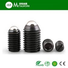 China <b>Carbon Steel</b> Black Socket <b>Spring Plunger</b> Ball Point Set ...