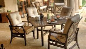 comfortable patio chairs aluminum chair: andover cushion woodard andover cushion collection andover cushion