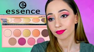 <b>Essence Hey</b> La Palette - Drugstore Makeup Tutorial - YouTube