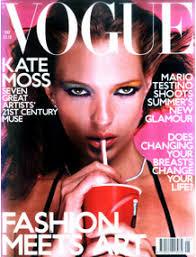 <b>журнала Vogue</b>