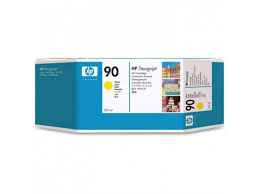 Купить <b>картридж</b> для принтера <b>HP №90 C5064A</b>, желтый по цене ...