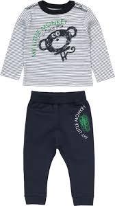 <b>Комплект одежды</b> для мальчика: футболка, брюки. 037038, цвет ...