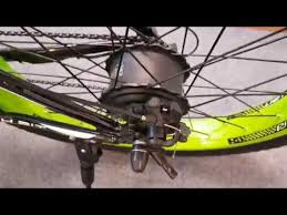 <b>Rich Bit RT-022</b> Fat E-Bike mechanical components - YouTube