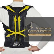 <b>Posture</b> Corrector for Women & Men S Lower and Upper <b>Back</b> Pain ...