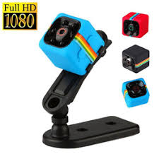 SQ11 Mini Camera HD 1080P Night Vision Camcorder Car ... - Vova
