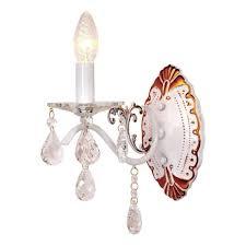 <b>Бра Silver Light</b> Tereziya <b>727.41.1</b>. — купить в интернет-магазине ...