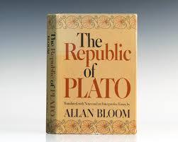 the republic of plato allan bloom first edition signed the republic of plato