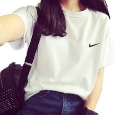 <b>2019 Summer Korean New</b> Round Neck Slim Women Short Sleeve ...