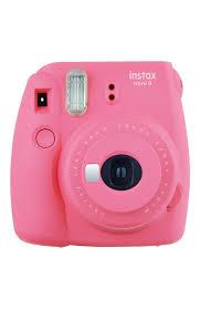 <b>Фотоаппарат Fujifilm Instax Mini</b> 9 Flamingo Pink INSTAX — купить ...