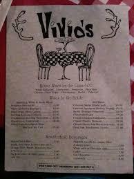vivio s restaurant menu menu for vivio s restaurant n river vivio s restaurant n river menu