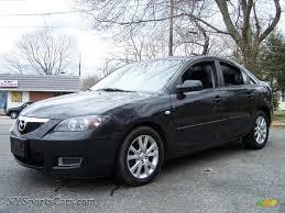 Black Mazda 3 2008 Mazda 3 Black 200 Interior And Exterior Images