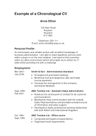 Resume Examples  Sample Of Perfect Resume  personal profile sample     Resume Genius