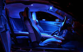interior car lighting car mood lighting